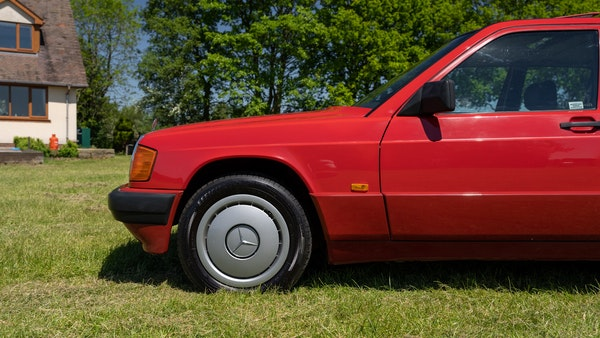 RESERVE LOWERED - 1992 Mercedes-Benz 190E (W201) For Sale (picture 103 of 141)