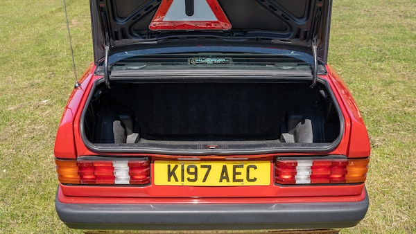 RESERVE LOWERED - 1992 Mercedes-Benz 190E (W201) For Sale (picture 97 of 141)