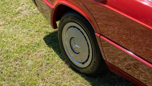 RESERVE LOWERED - 1992 Mercedes-Benz 190E (W201) For Sale (picture 81 of 141)