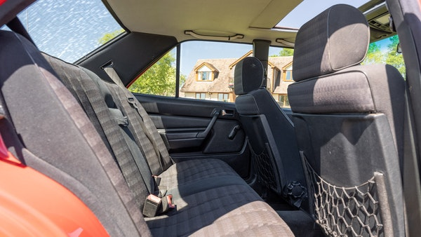 RESERVE LOWERED - 1992 Mercedes-Benz 190E (W201) For Sale (picture 63 of 141)