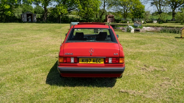 RESERVE LOWERED - 1992 Mercedes-Benz 190E (W201) For Sale (picture 9 of 141)
