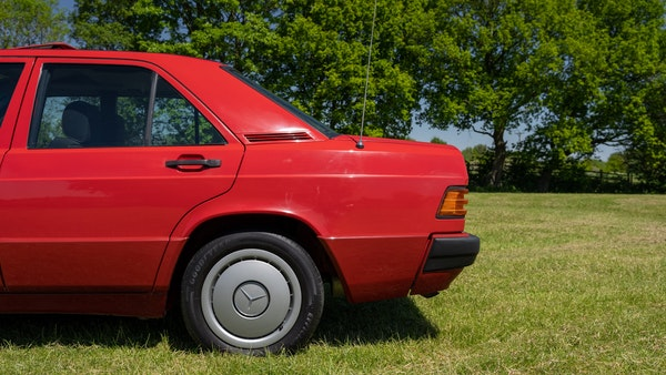 RESERVE LOWERED - 1992 Mercedes-Benz 190E (W201) For Sale (picture 104 of 141)