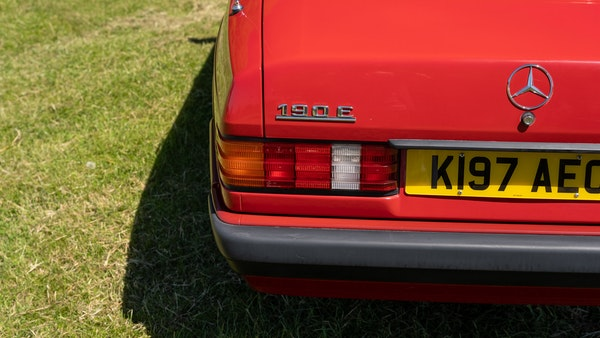 RESERVE LOWERED - 1992 Mercedes-Benz 190E (W201) For Sale (picture 122 of 141)