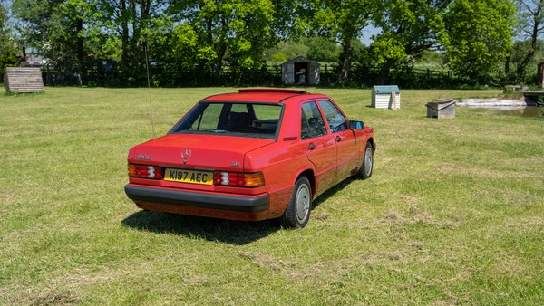 RESERVE LOWERED - 1992 Mercedes-Benz 190E (W201) For Sale (picture 10 of 141)