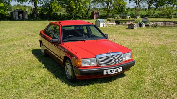 RESERVE LOWERED - 1992 Mercedes-Benz 190E (W201) For Sale (picture 15 of 141)