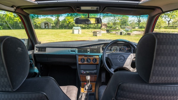 RESERVE LOWERED - 1992 Mercedes-Benz 190E (W201) For Sale (picture 25 of 141)
