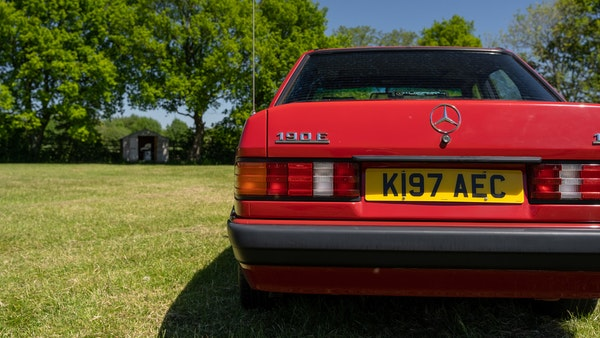 RESERVE LOWERED - 1992 Mercedes-Benz 190E (W201) For Sale (picture 120 of 141)