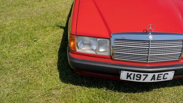 RESERVE LOWERED - 1992 Mercedes-Benz 190E (W201) For Sale (picture 109 of 141)