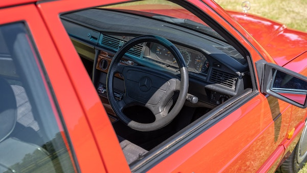 RESERVE LOWERED - 1992 Mercedes-Benz 190E (W201) For Sale (picture 67 of 141)