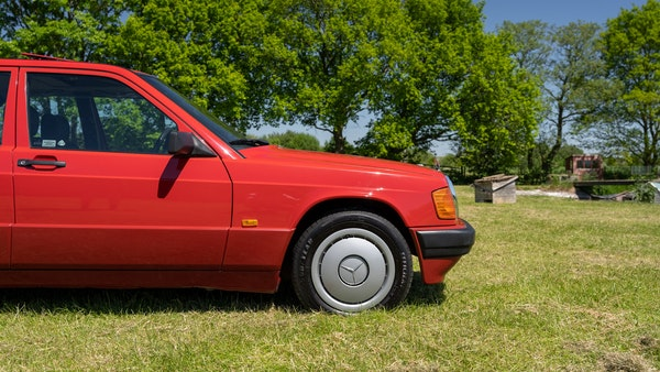 RESERVE LOWERED - 1992 Mercedes-Benz 190E (W201) For Sale (picture 113 of 141)