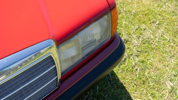 RESERVE LOWERED - 1992 Mercedes-Benz 190E (W201) For Sale (picture 72 of 141)