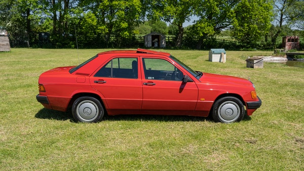 RESERVE LOWERED - 1992 Mercedes-Benz 190E (W201) For Sale (picture 12 of 141)