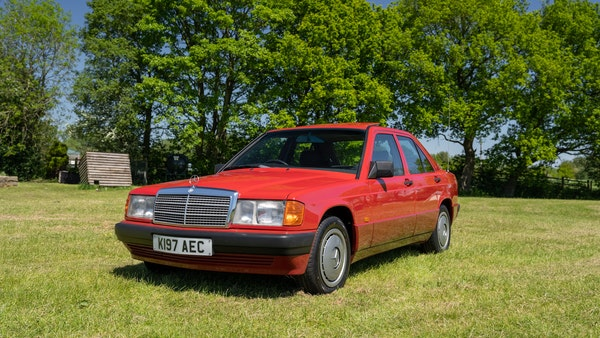RESERVE LOWERED - 1992 Mercedes-Benz 190E (W201) For Sale (picture 1 of 141)