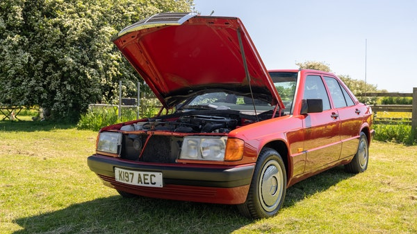 RESERVE LOWERED - 1992 Mercedes-Benz 190E (W201) For Sale (picture 125 of 141)