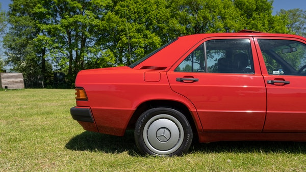 RESERVE LOWERED - 1992 Mercedes-Benz 190E (W201) For Sale (picture 112 of 141)