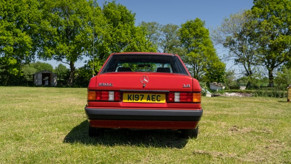 RESERVE LOWERED - 1992 Mercedes-Benz 190E (W201) For Sale (picture 8 of 141)