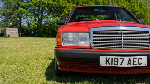 RESERVE LOWERED - 1992 Mercedes-Benz 190E (W201) For Sale (picture 105 of 141)