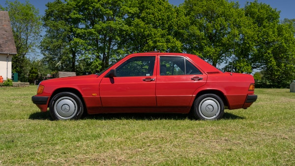 RESERVE LOWERED - 1992 Mercedes-Benz 190E (W201) For Sale (picture 4 of 141)