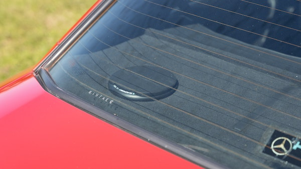 RESERVE LOWERED - 1992 Mercedes-Benz 190E (W201) For Sale (picture 93 of 141)