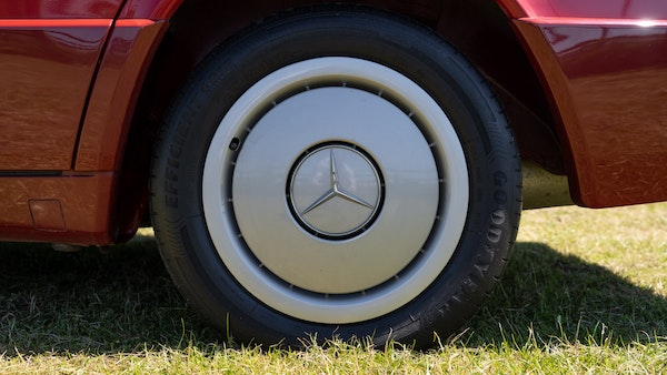 RESERVE LOWERED - 1992 Mercedes-Benz 190E (W201) For Sale (picture 21 of 141)