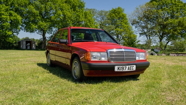 RESERVE LOWERED - 1992 Mercedes-Benz 190E (W201) For Sale (picture 14 of 141)