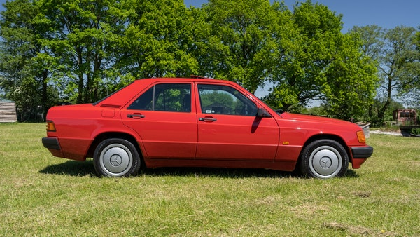 RESERVE LOWERED - 1992 Mercedes-Benz 190E (W201) For Sale (picture 13 of 141)