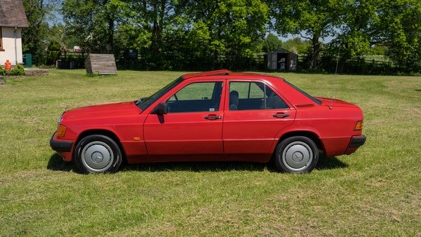 RESERVE LOWERED - 1992 Mercedes-Benz 190E (W201) For Sale (picture 5 of 141)