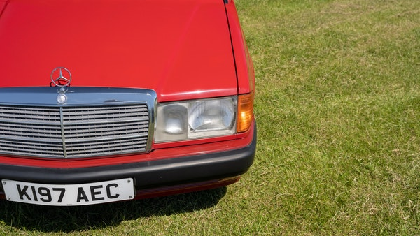 RESERVE LOWERED - 1992 Mercedes-Benz 190E (W201) For Sale (picture 110 of 141)