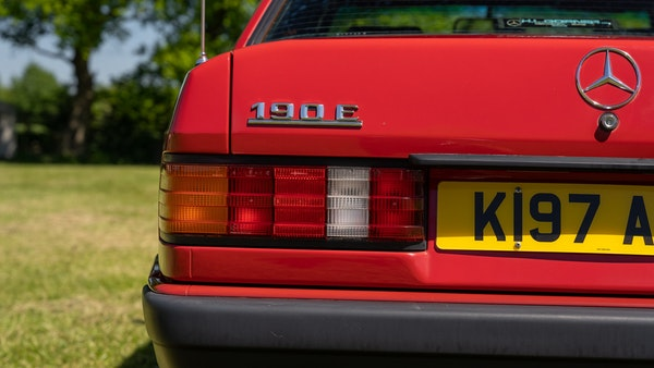 RESERVE LOWERED - 1992 Mercedes-Benz 190E (W201) For Sale (picture 121 of 141)