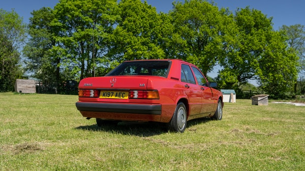 RESERVE LOWERED - 1992 Mercedes-Benz 190E (W201) For Sale (picture 11 of 141)