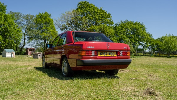 RESERVE LOWERED - 1992 Mercedes-Benz 190E (W201) For Sale (picture 6 of 141)