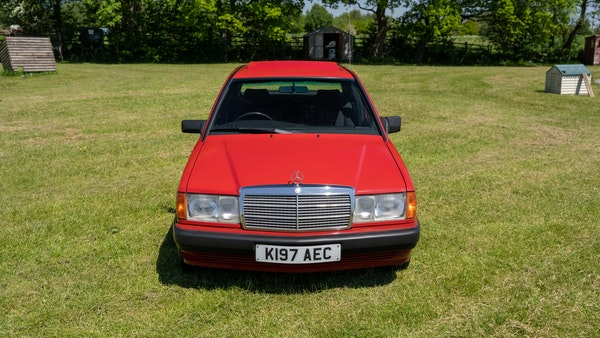 RESERVE LOWERED - 1992 Mercedes-Benz 190E (W201) For Sale (picture 16 of 141)