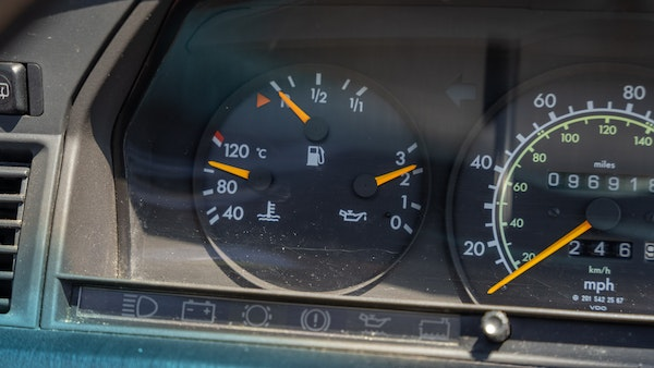 RESERVE LOWERED - 1992 Mercedes-Benz 190E (W201) For Sale (picture 30 of 141)