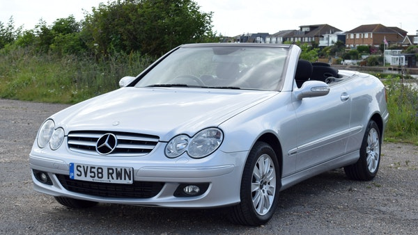 2008 Mercedes Benz 200CLK Elegance For Sale (picture 12 of 77)