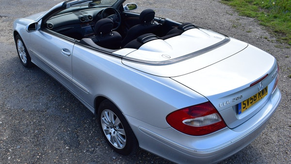 2008 Mercedes Benz 200CLK Elegance For Sale (picture 10 of 77)