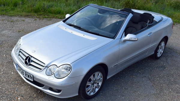 2008 Mercedes Benz 200CLK Elegance For Sale (picture 8 of 77)