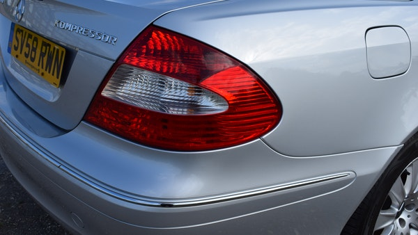 2008 Mercedes Benz 200CLK Elegance For Sale (picture 49 of 77)
