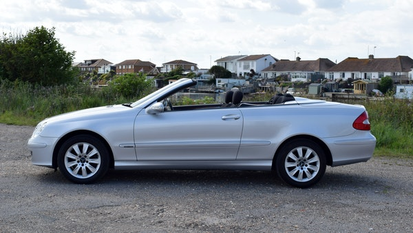 2008 Mercedes Benz 200CLK Elegance For Sale (picture 7 of 77)