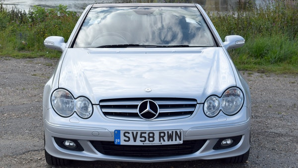 2008 Mercedes Benz 200CLK Elegance For Sale (picture 5 of 77)