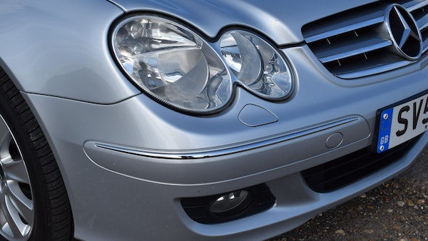 2008 Mercedes Benz 200CLK Elegance For Sale (picture 48 of 77)