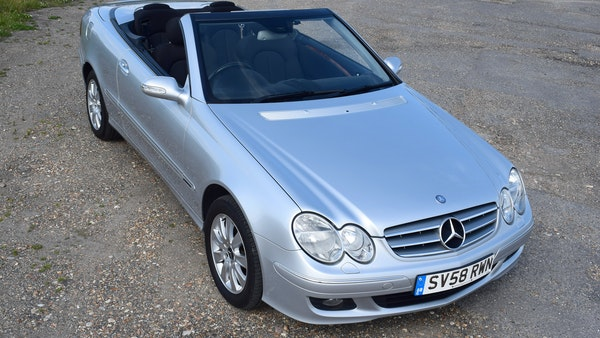 2008 Mercedes Benz 200CLK Elegance For Sale (picture 9 of 77)