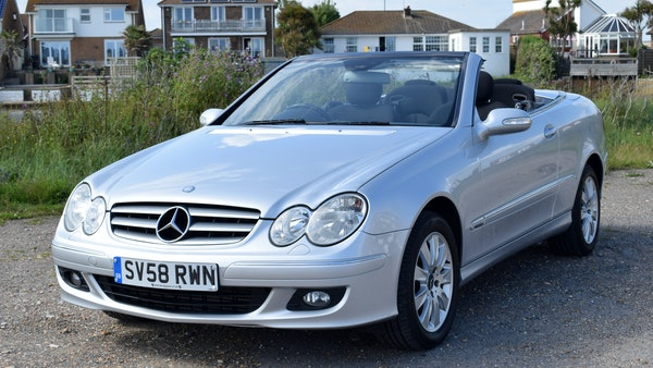 2008 Mercedes Benz 200CLK Elegance For Sale (picture 1 of 77)
