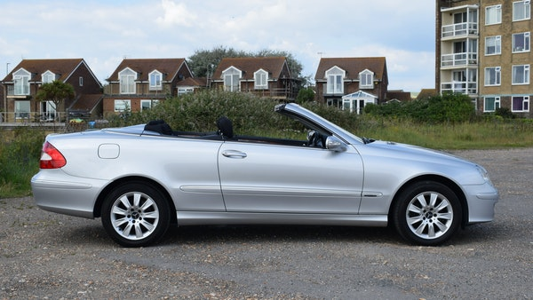 2008 Mercedes Benz 200CLK Elegance For Sale (picture 6 of 77)