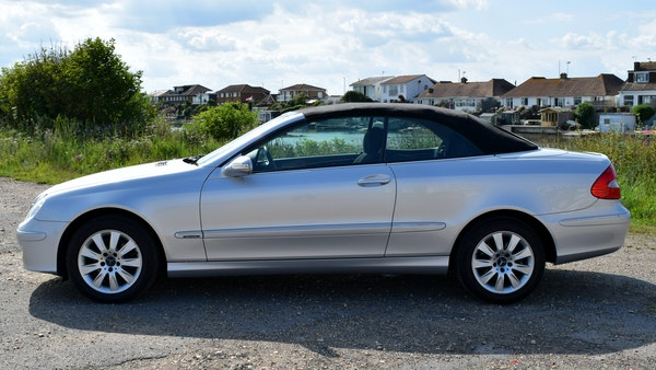 2008 Mercedes Benz 200CLK Elegance For Sale (picture 4 of 77)