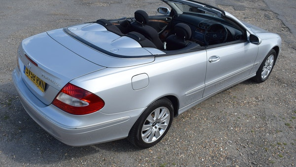 2008 Mercedes Benz 200CLK Elegance For Sale (picture 11 of 77)