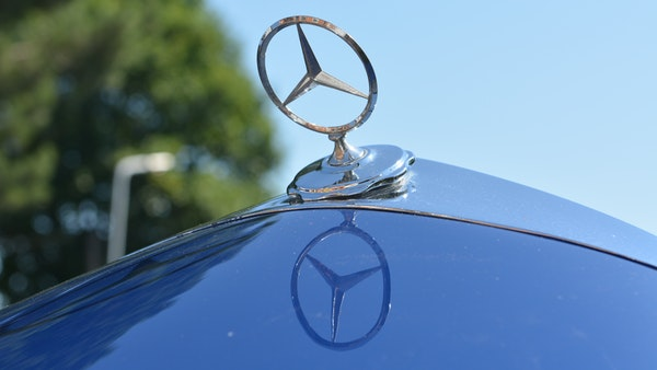 1958 Mercedes-Benz 220S For Sale (picture 96 of 152)