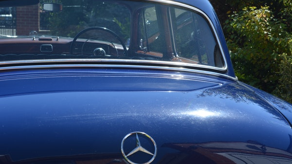 1958 Mercedes-Benz 220S For Sale (picture 108 of 152)