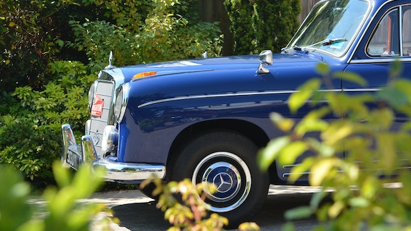 1958 Mercedes-Benz 220S For Sale (picture 22 of 152)