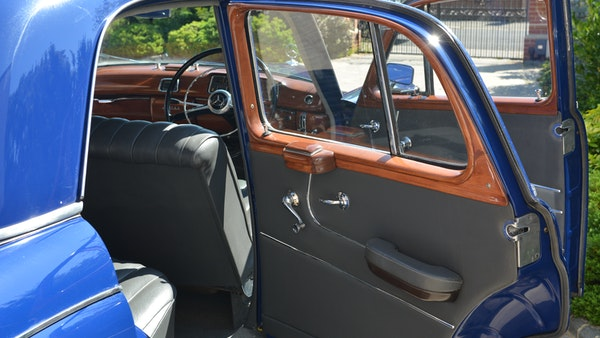 1958 Mercedes-Benz 220S For Sale (picture 56 of 152)