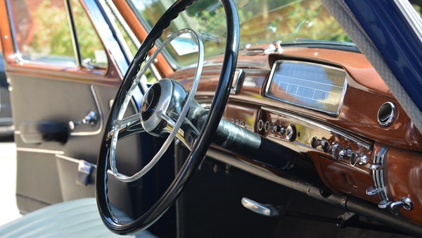 1958 Mercedes-Benz 220S For Sale (picture 52 of 152)